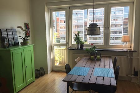 Cozy 2 room apartment near Heart of CPH! - Frederiksberg - Apartment