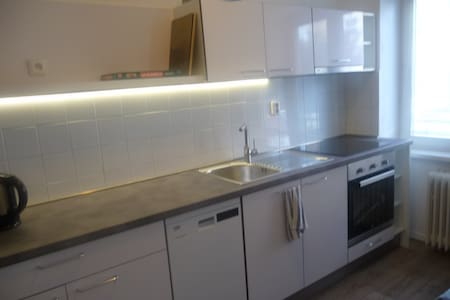 Superb appartment in town center. - Apartment