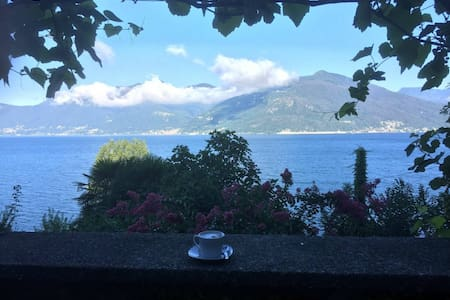 Charming Rustic House on Lago Maggiore. - Luino - House