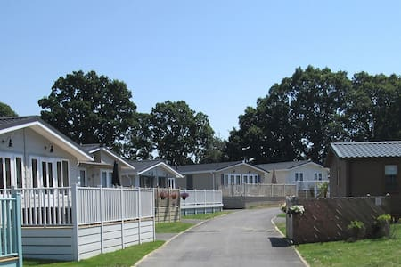 2 Bedroom Deluxe Lodge at Woodlands Park - Hastings - Chalé