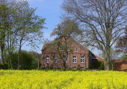 Gulfhof Klein Sande - Galerie - Daire