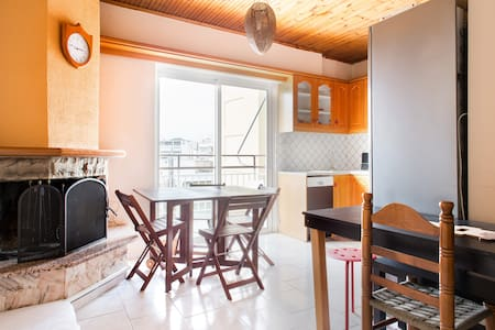 Cozy,safe area, near Mass Transit - Agios Dimitrios - Apartment