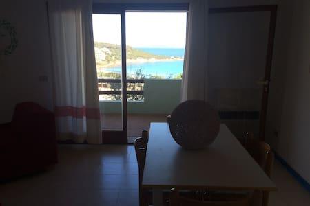 Baja Sardinia - Terrazzo con vista panoramica - Flat