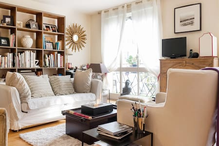 Appartement 80 m2, cosy & chic - Apartment