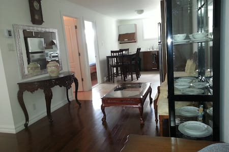 Intelligent Home -15 minutes from Montreal - Brossard - Maison