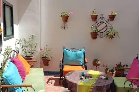 """ Dar  el Tanbura "" maison de ville - Essaouira"