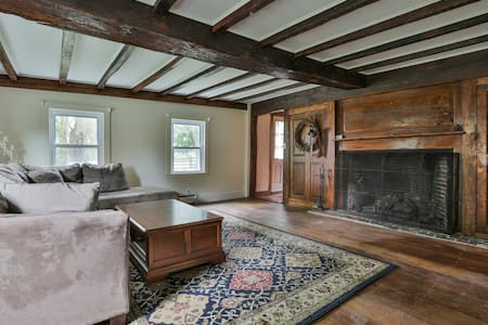 Renovated Antique Farmhouse, Beautiful Newburyport - Newburyport - Σπίτι