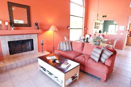 Lovely 2BR Borrego Springs Townhome - Townhouse