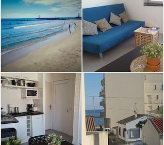 Studio neuf à 100m de la plage - grau d'agde - Wohnung