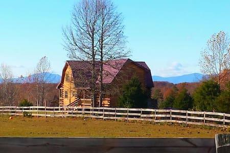 Cabin Suite on Rustic Hills Farm!!! - Rustburg