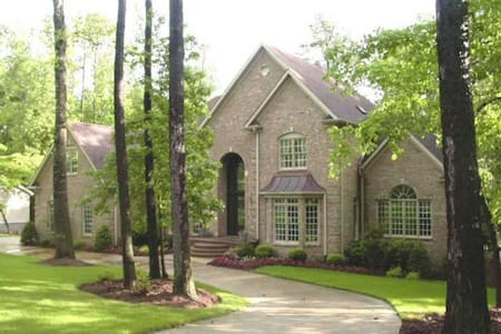 Private Carriage House Apartment - Huntsville - Daire