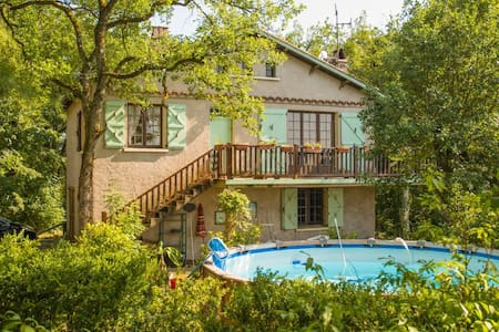 Holiday home Lot Valley France - Haus