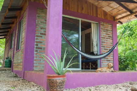 Brick cottage in the coastal hills - Playa Grande - Villa