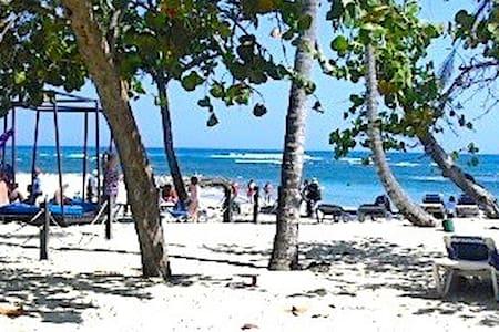 Beachfront Apt - Puerto Plata, D.R.