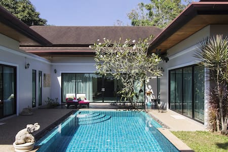 Bugna Malee Villa - Thalang - Villa