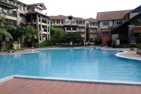 Cozy D'Rimba Kota Damansara Apartment, Curve & 1U - Petaling Jaya