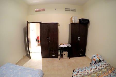 Cozy furnished room in great location in TECOM - Appartamento