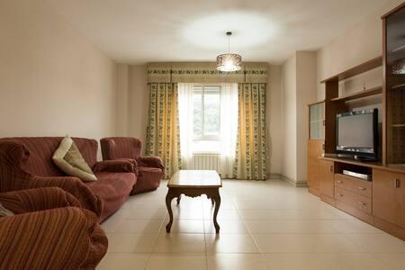 piso muy soleado y acogedor - Sigüeiro - Condominium