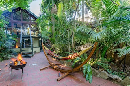 Lush Garden and River Cabin - Dulwich Hill - Cabane