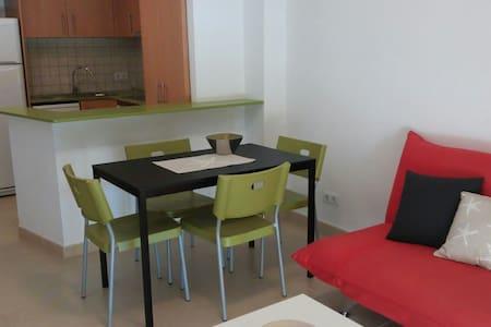 Apartamento con terraza en Es Mercadal - Es Mercadal - Apartemen