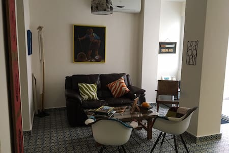 Casco Viejo nice & quiet 2 bedroom & 2 toilet flat - Lakás