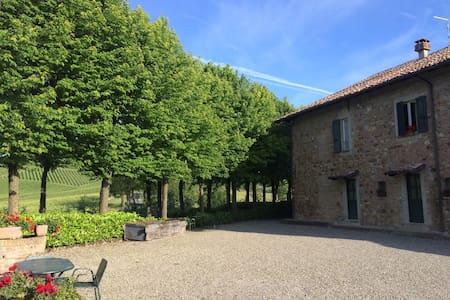 La Torretta - Province of Piacenza - Wohnung