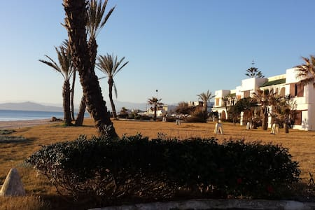 bel appart sur Tamouda Bay Tétouan - Huoneisto