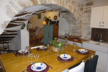 Maison de village avec terrasse - Rians