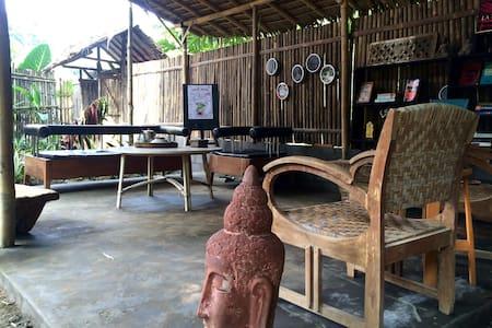 FrogStay Nawangi Room by the River - Kasihan