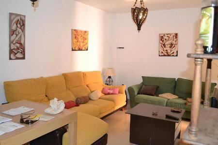 Apartamento céntrico en la costa de Aguadulce - Roquetas de Mar - Apartamento