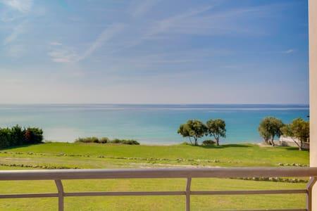 Fantastic villa on the seafront - Nea Skioni - House