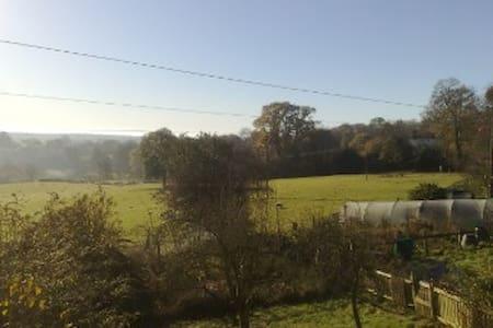 Wonderful rural retreat - Herefordshire - Casa