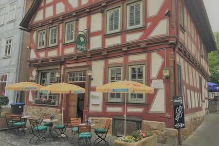 Entspannen und genießen inmitten der Altstadt - Alsfeld - Pis