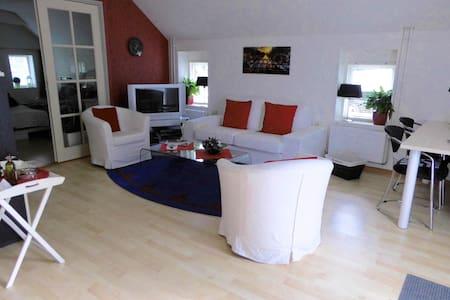 Comfortabel appartementje in de buurt van Assen - Lakás