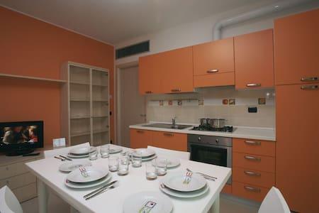 GARDEN RESIDENCE BILOCALI DALMINE - Lägenhet