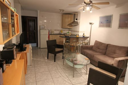 Perfect 1 bedroom apartment, 50 m from beach, pool - Apartment
