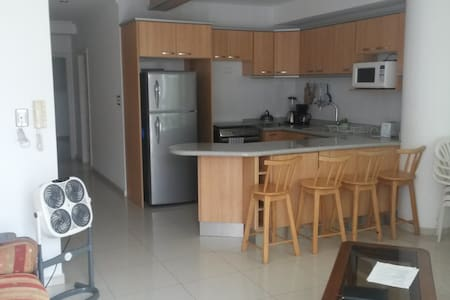 Comfortable and relaxing apartment in Salinas - Salinas - Apartment