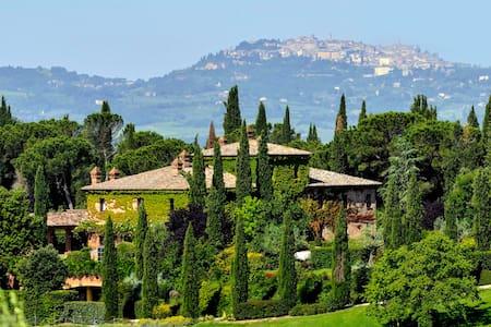 Luxury Villa close to Montepulciano - Montepulciano - Villa