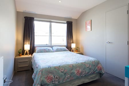 Nice and Warm double room with mountain view - House