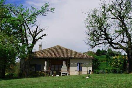 Gîte typique du Quercy - Montpezat-de-Quercy