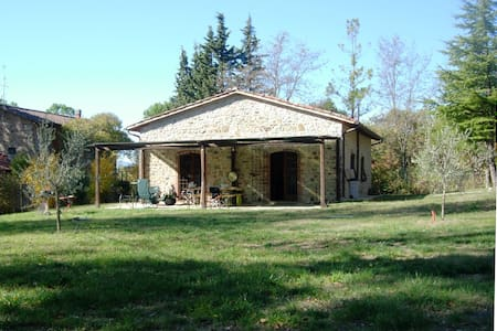 THE HOUSE IN THE WOODS - Parrano - House