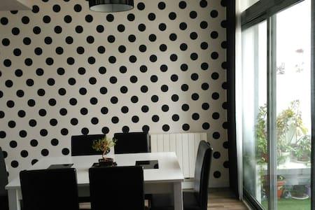 Habitación en casa nueva!! Wifi - Albacete - House