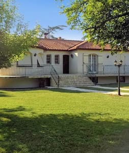 House with large pool and garden - Vila