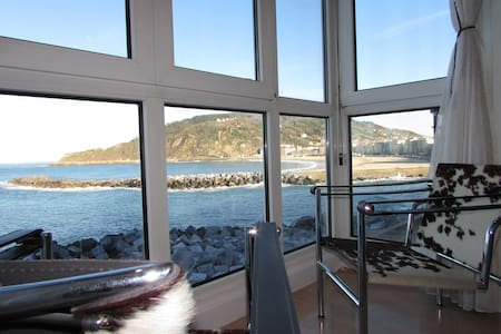 Astonishing Views | Old Town, Seafront. - San Sebastian - Lejlighed
