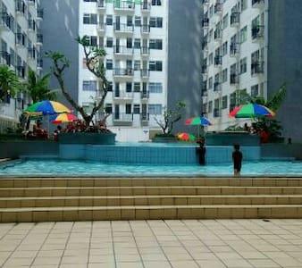 hemat apartment jarrdin cihampelas - Bandung - Wohnung