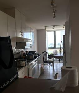 豪华公寓 单间出租 独立卫生间