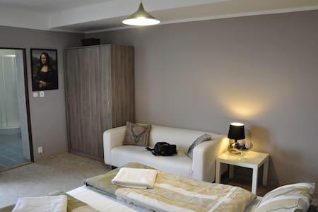 Comfy suite on top of a hill - Nový Jičín - Bed & Breakfast