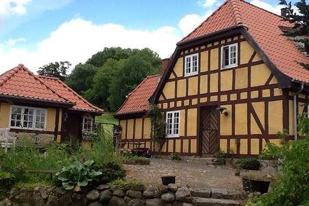 Idyllisk hus i fredet område llI - Bed & Breakfast