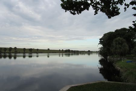 Okeechobee private fishing camp - Okeechobee - Maison