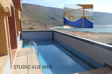 Imsouane Bay Auberge studio vue mer - Daire